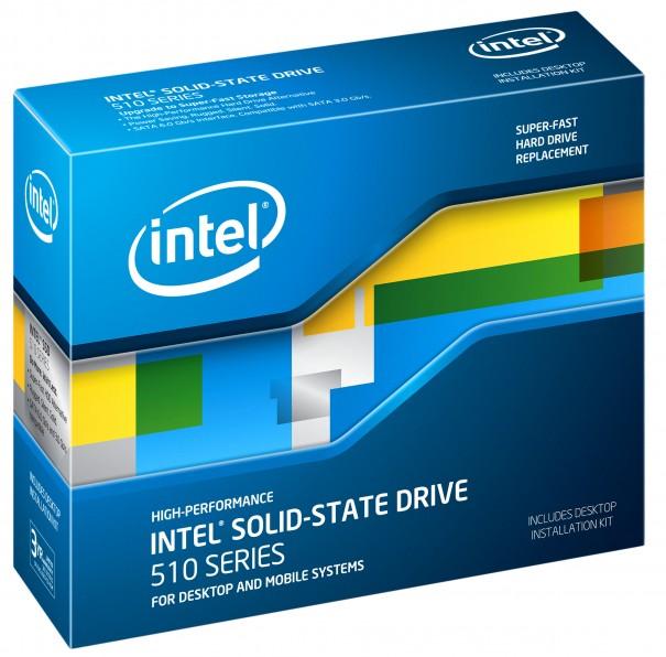 Intel SSD 510, nueva generación de unidades de estado sólido