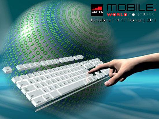 Internet en el MWC 2011