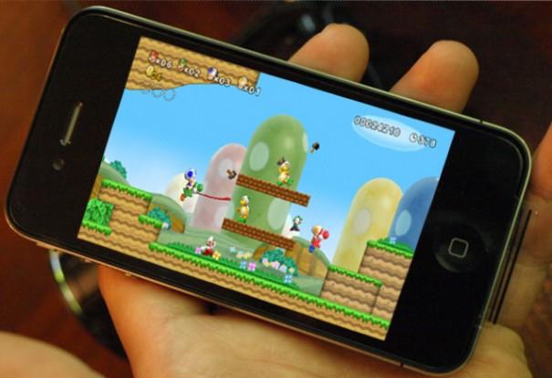 ¿Alianza Apple y Nintendo para el videojuego portátil?