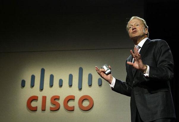 ¿Qué le está pasando a Cisco?