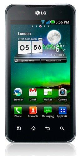 LG Optimus 2X estrenará la plataforma NVIDIA Tegra 2