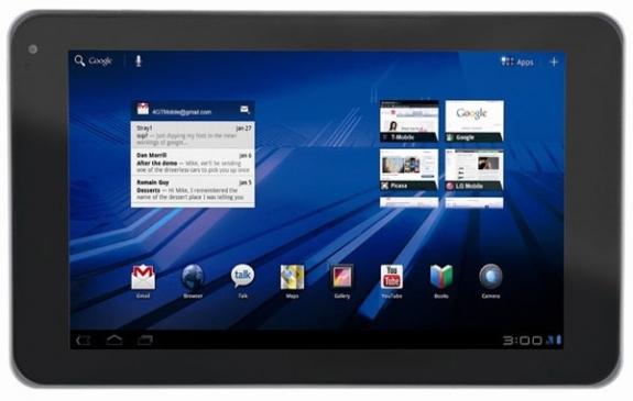 El 3D llega a los Tablet PC