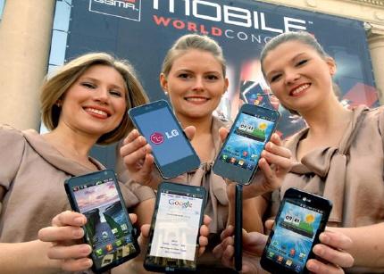 La tercera dimensión llega a los smartphones: LG Optimus 3D