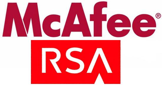 RSA y McAfee sellan una alianza estratégica