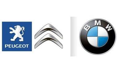 Acuerdo BMW-PSA en tecnologías para coches eléctricos