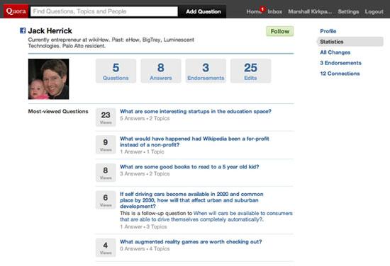 ¿Quora ha rechazado mil millones de dólares por su compra?