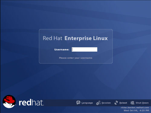 Red Hat Enterprise Linux