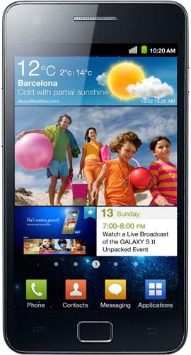 Samsung pretende extender el Galaxy S II a profesionales