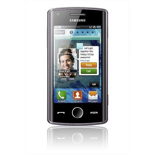 Samsung presenta su nuevo Bada, el Samsung Wave 578