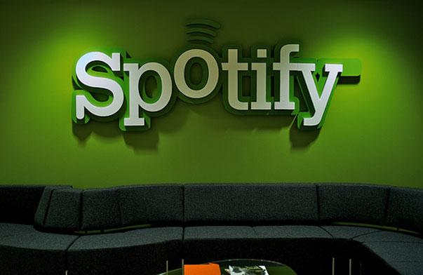 Spotify se convierte en la segunda mayor fuente de ingresos en Europa para las discográficas