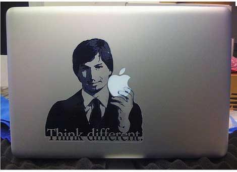 Los MacBook Pro 2011 celebrarán el cumpleaños de Jobs