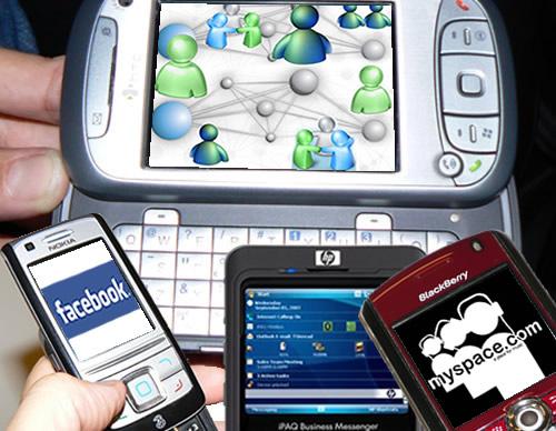 Los smartphones empiezan a colapsar las redes móviles