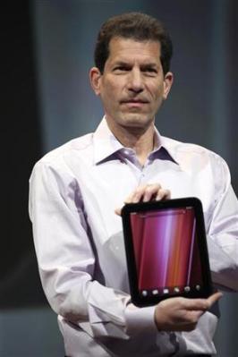 HP TouchPad, la apuesta de Hewlett-Packard frente a iPad