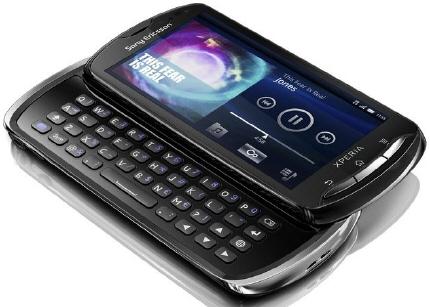 Sony Ericsson se adentra en el mundo profesional con el Xperia Pro