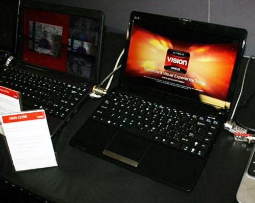 Asus presenta su netbook Eee PC 1015B
