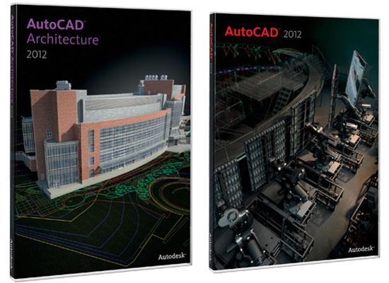 Autodesk lanza las versiones 2012 de la familia AutoCAD