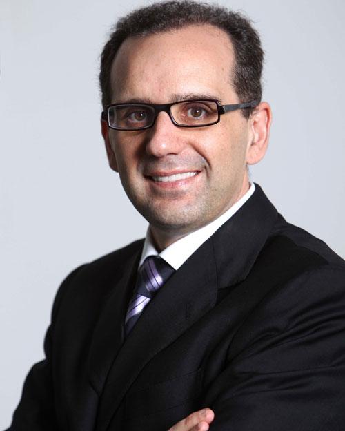 Chano Fernández, vicepresidente senior de Ventas de Soluciones de SAP en EMEA