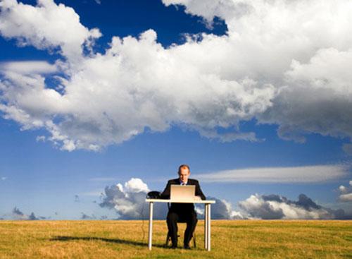 Cloud en el trabajo