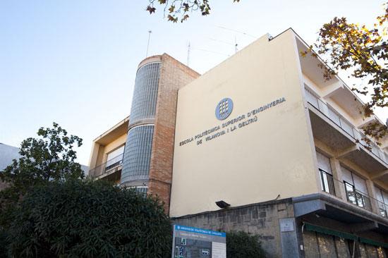 La Escuela Politécnica de Ingenierías de Vilanova i la Geltrú renueva su red