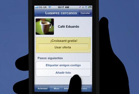 Facebook Ofertas versus Groupon
