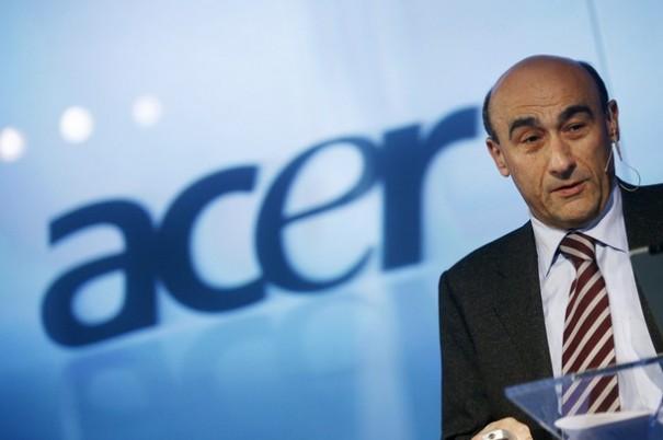 Gianfranco Lanci, CEO y presidente de Acer, presenta su dimisión