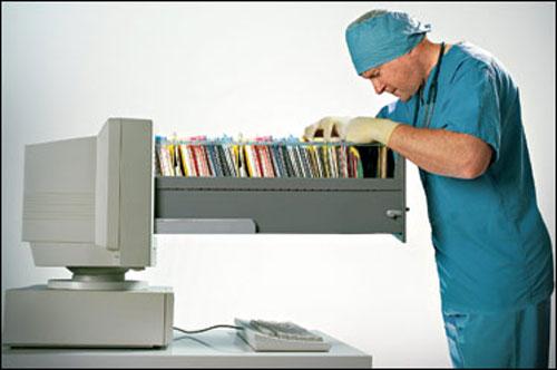 HP Historial clínico digital