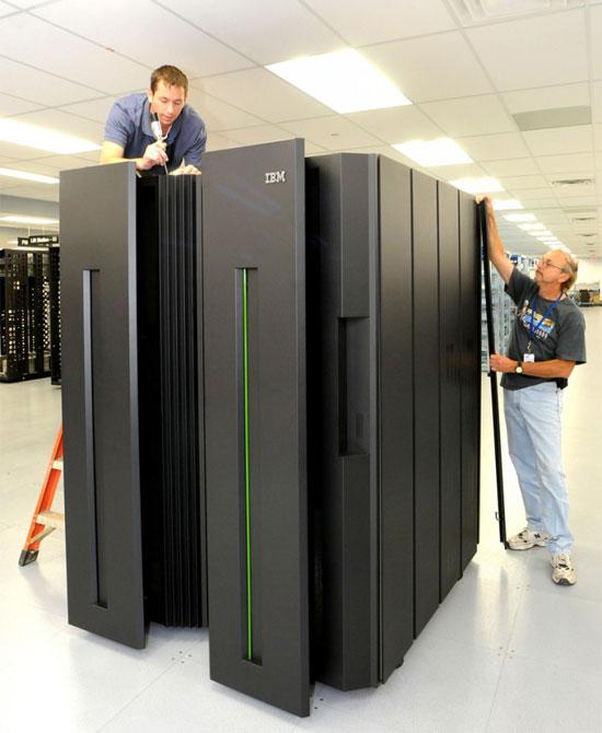 IBM lidera el mercado mundial de servidores en el último trimestre de 2010