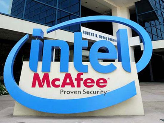 Intel ha completado la adquisición de McAfee