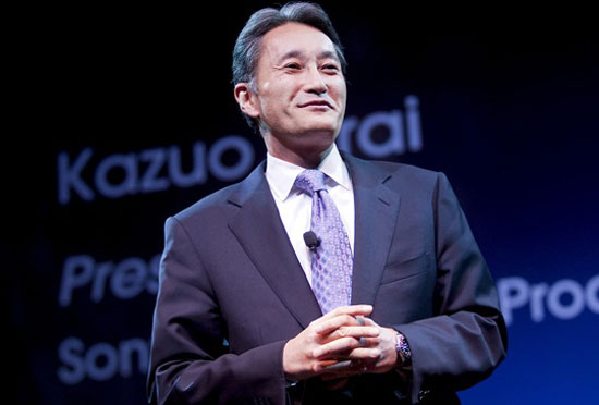 Sony busca nuevo CEO