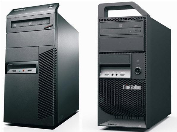 Lanzamiento de Lenovo ThinkStation E30 y ThinkCentre M81