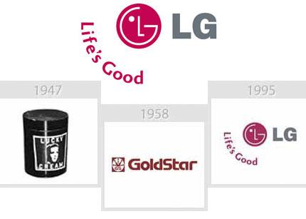 LG marcas