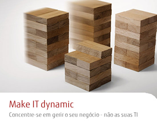 "Proyecto ""Make IT Dynamic"" de Fujitsu para pymes"