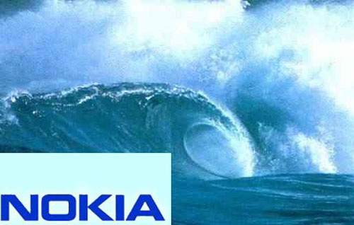 El tsunami de Japón podría estar afectando a Nokia