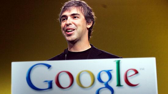 Cómo será Google bajo el mandato de Larry Page