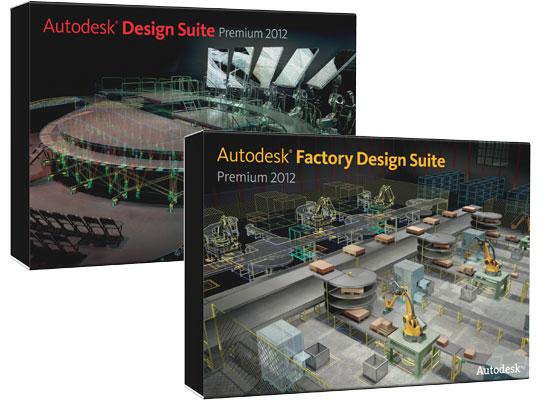 Paquetes Autodesk 2012