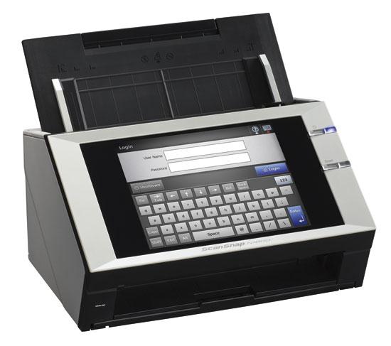 Fujitsu ScanSnap N1800, el primero en red