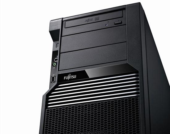 Fujitsu apuesta por el segmento de las workstations