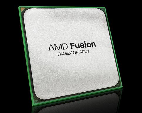 AMD FUSION DRIVER