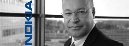 Elop recibirá 6 millones de dólares por fichar por Nokia