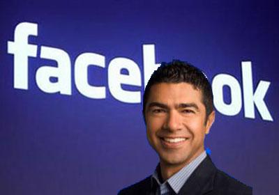 Facebook ficha a Amin Zoufonoun, directivo de Google