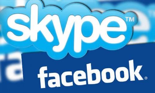 ¿Facebook y Skype negocian alianza?