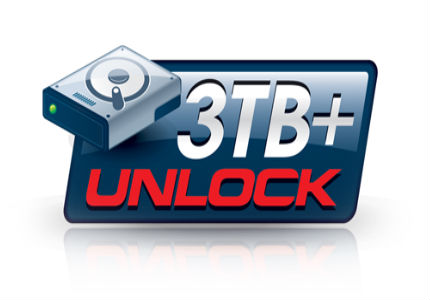 Gigabyte 3TB+ Unlock optimiza el espacio en tu disco duro