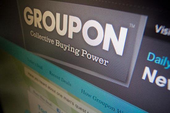 Groupon, valorado en 17.773 millones de euros