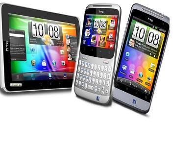 HTC triplicó sus ingresos interanuales en el mes de febrero