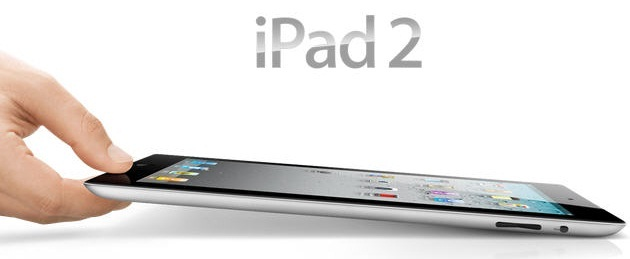 Apple retrasa la llegada de iPad 2 en Japón