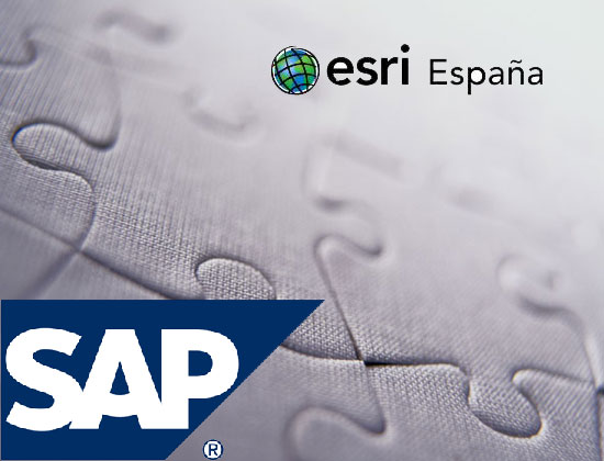 Esri y ACT Sistemas impulsan la integración de los entornos SAP y Esri