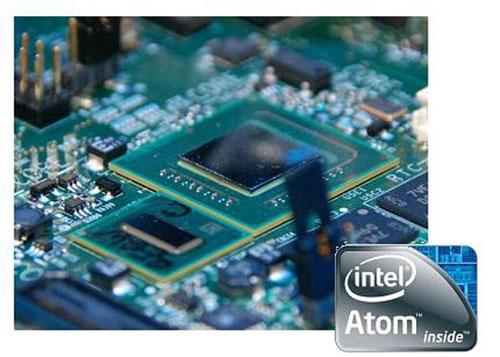 Atom N570, el chip de bajo consumo de Intel
