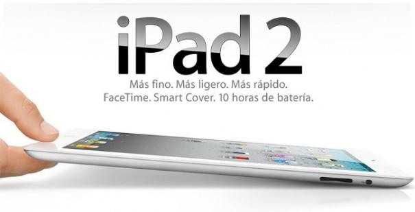 Avalancha de compras del iPad 2