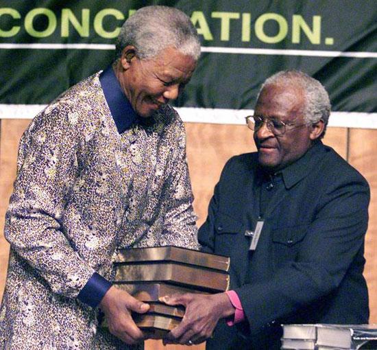 Google dona 1.250 millones de dólares a la Fundación Nelson Mandela