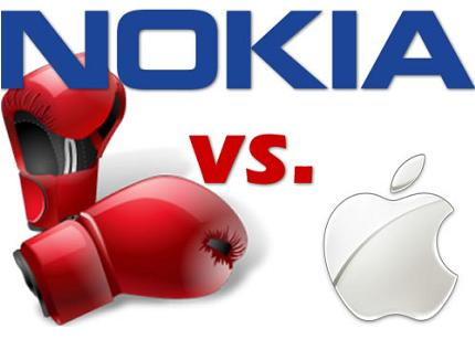 Nueva demanda de Nokia contra Apple por patentes